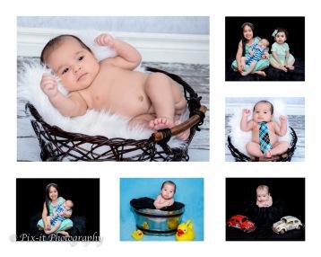Abdo Kids 16x20 Collage#1